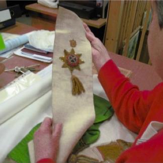Castle Donington Museum volunteer - Cataloguing artefacts